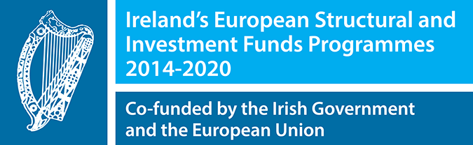 European Structural and Investment Funds in Ireland Logo
