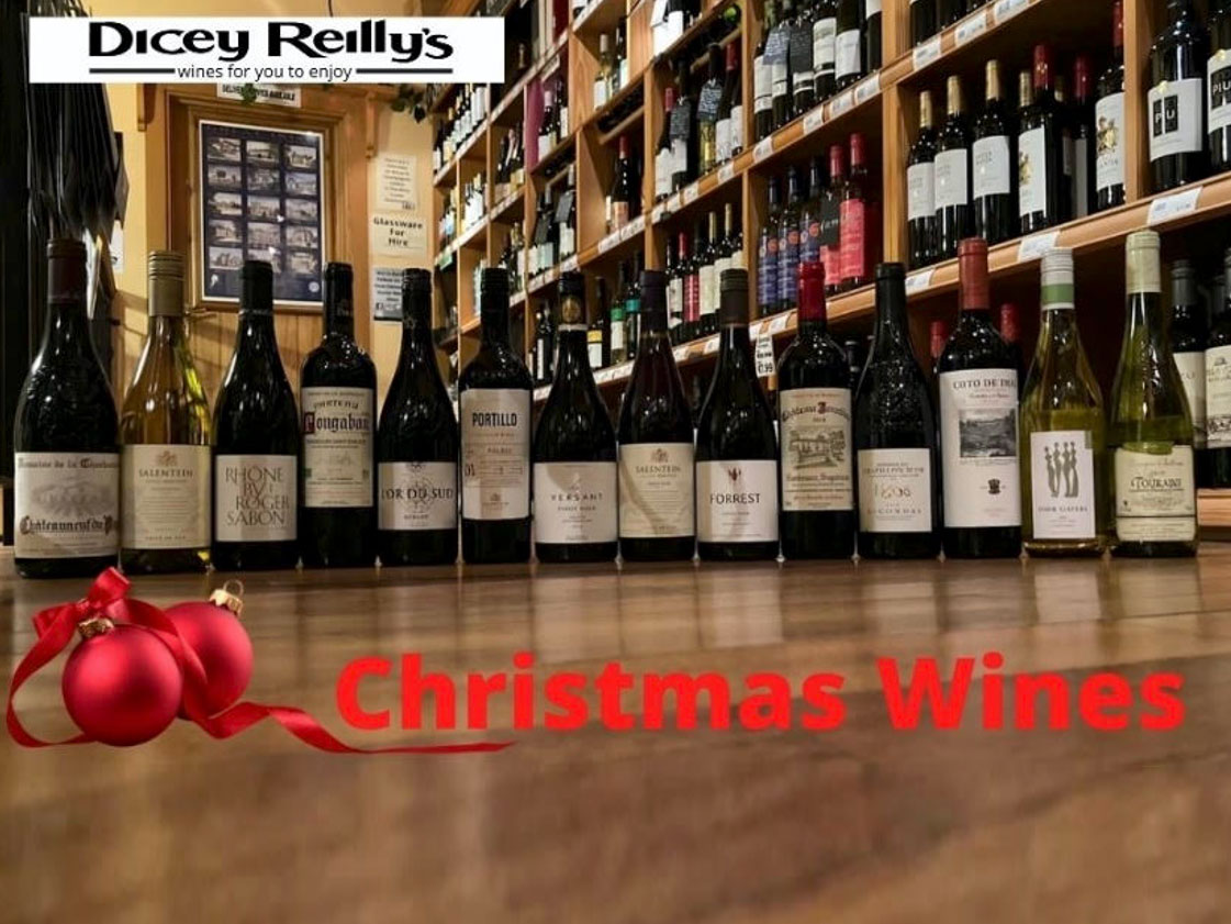 Donegal-Food-Coast-Wine & Food Pairing for Christmas with Sinéad O'Reilly AIWS, Dicey Reilly's, Ballyshannon