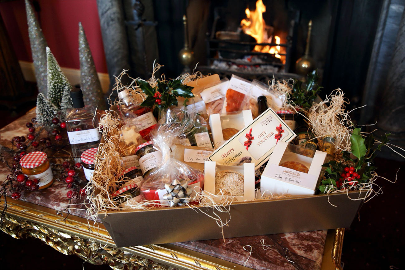 Donegal-Food-Coast-Castle Grove Christmas Luxury Hampers