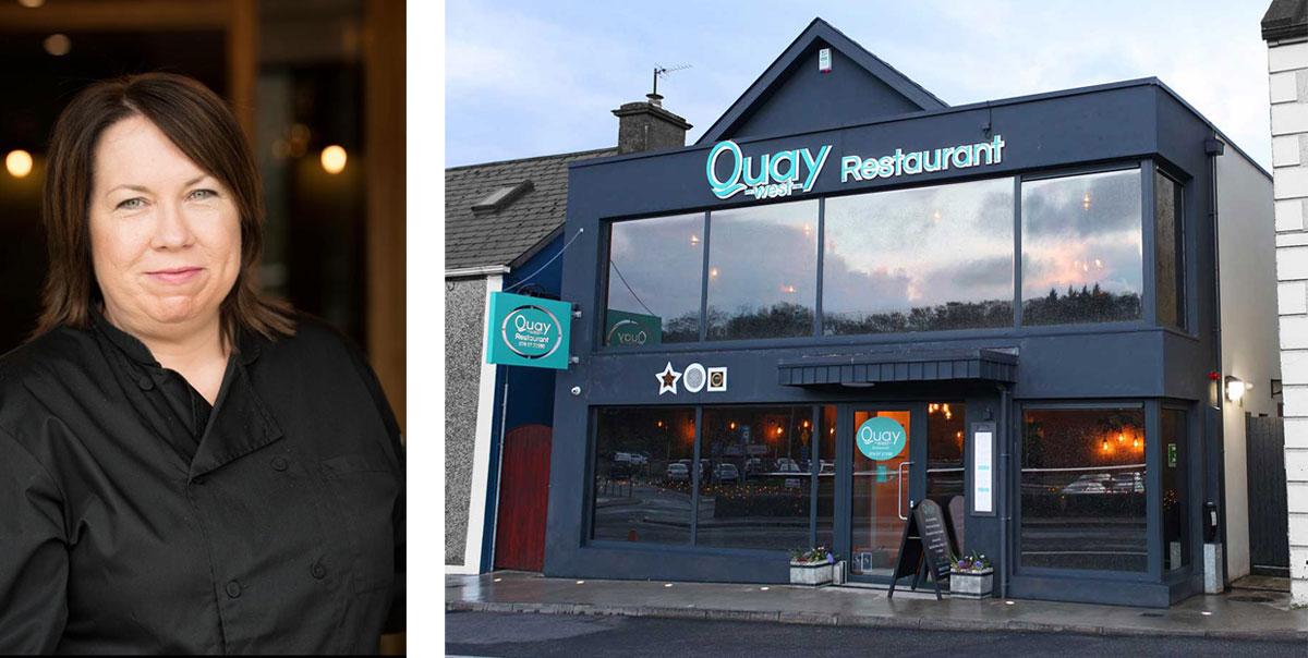 Quay West Restaurant Donegal