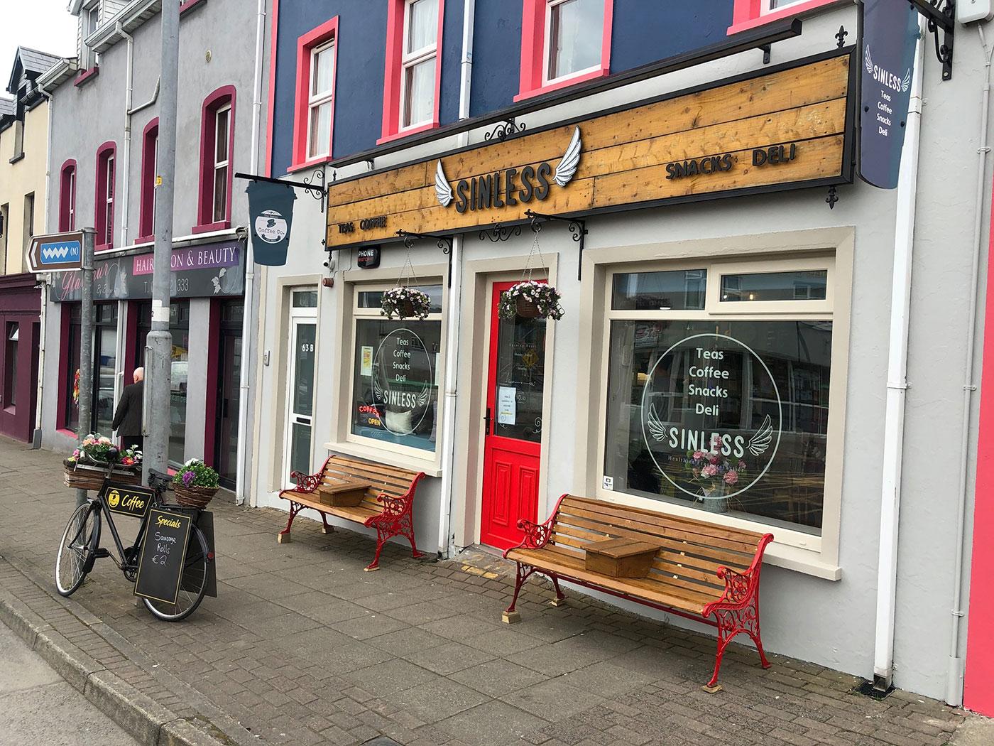 Sinless Café